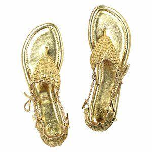 Luxtrada Swarovski® CICI THEIA Bikini Thong Sandal